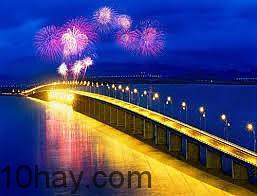 Top 10 cây cầu dài và đẹp nhất Việt Nam