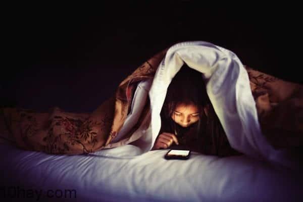 10 lý do vì sao bạn không nên thức khuya