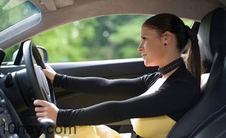 Muốn lái xe an toàn cần tập trung cao