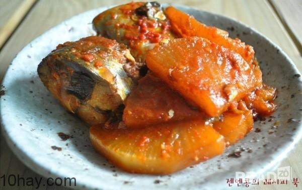 Món cá biển ngon tăng hương vị đặc biệt cho bữa cơm