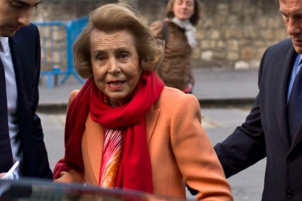 Liliane Bettencourt - Pháp