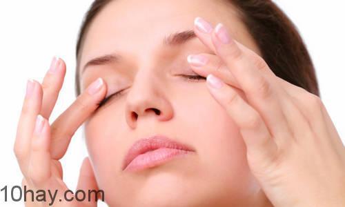 luyện tập mắt