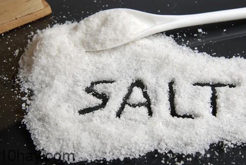 Muối là gia vị gây nên cao huyết áp, tim mạch