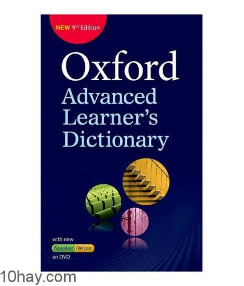 oxford advanced learner's dictionary 9th