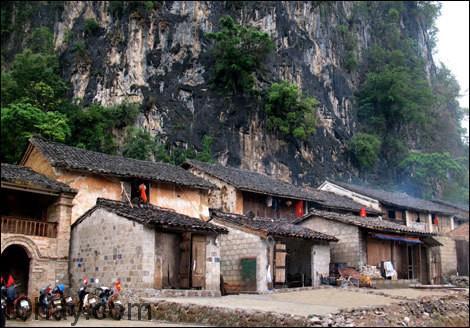 Phố cổ Đồng Văn mang nét cổ xưa