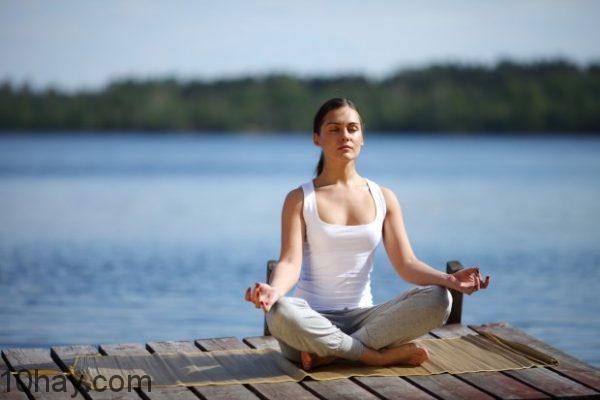 Bài tập hít thở mỗi sáng, mỗi tối thanh lọc phổi