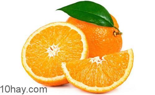 Mỗi ngày uống một cốc nước cam giúp tăng cường năng lực trí não