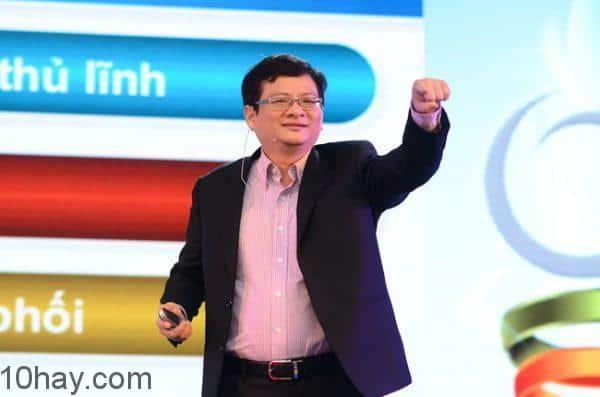 Diễn giả Quách Tuấn Khanh