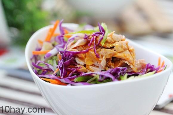 Salad ngon dễ làm