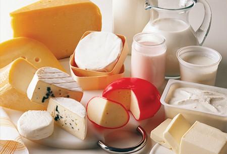 Sản phẩm từ sữa