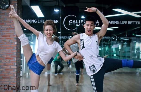 tập thể dục giúp ta khỏe hơn