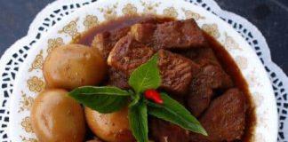 Món thịt lợn kho ngon