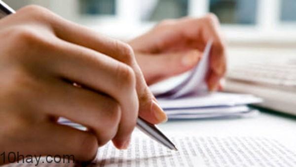 dịch vụ viết thuê luận văn