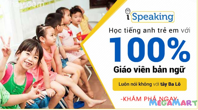 Trung tâm Anh ngữ iSpeaking