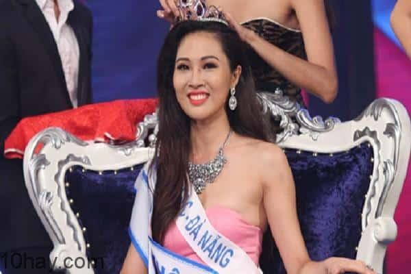 hoa khôi áo dài Việt Nam 2016: Trương Diệu Ngọc