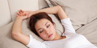 tư thế ngủ tốt nhất