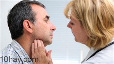 Bệnh ung thư miệng và cổ họng