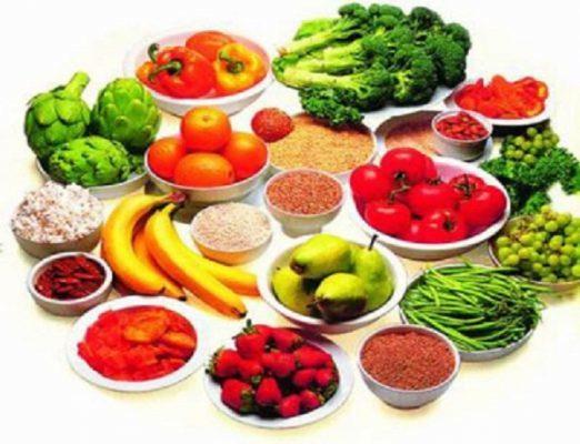 Thực phẩm tốt cho quá trình tăng chiều cao