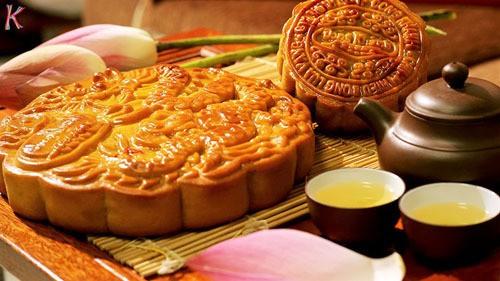Bánh trung thu Đồng Khánh