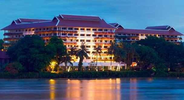 Khách sạn Anantara Riverside Bangkok Resort