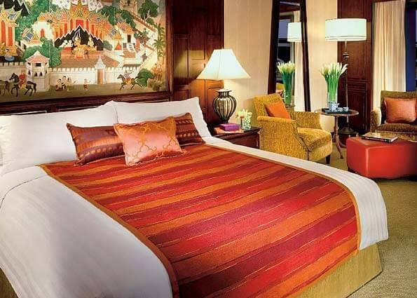 Khách sạn 5 sao sang trọng nhất ở Bangkok - Anantara Siam Bangkok