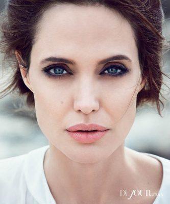 Angelina Jolie đã nhận rất nhiều giải thưởng danh giá cho công tác nhân đạo.