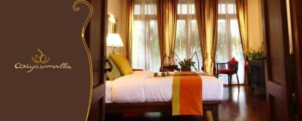 Khách sạn nổi tiếng hàng đầu ở Bangkok - Ariyasomvilla