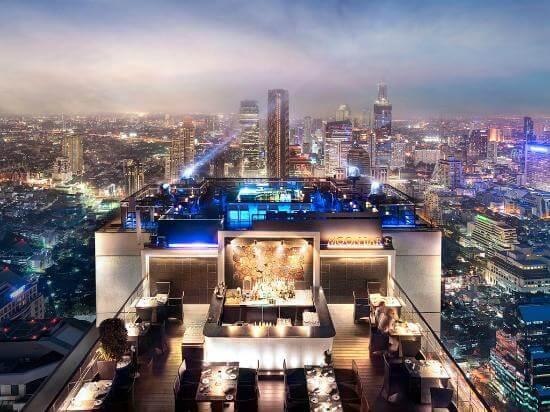 Khách sạn 5 sao sang trọng nhất ở Bangkok - Banyan Tree Bangkok