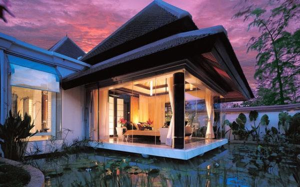 Khách sạn 5 sao tốt nhất ở Phuket - Banyan Tree Phuket