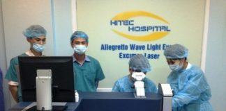 địa điểm mổ mắt cận thị tốt nhất Hà Nội