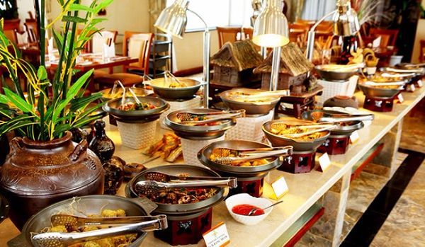 Nhà hàng buffet Sen Việt