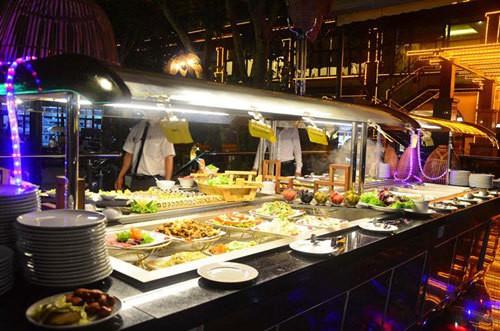 Nhà hàng buffet Lã Vọng