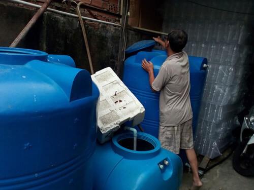 Sản xuất cá chứa formol, hàn the