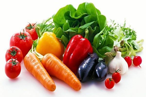 cách nhận biết thực phẩm bẩn - rau củ quả