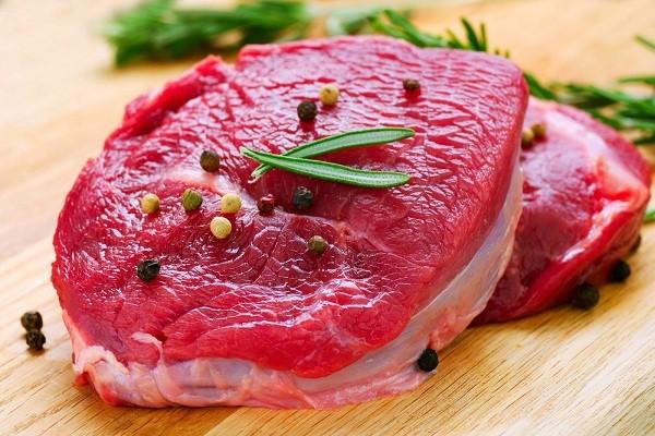 cách nhận biết thực phẩm bẩn - thịt bò