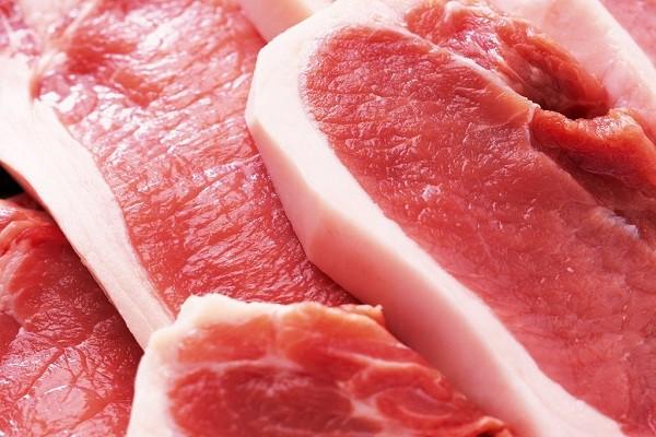 cách nhận biết thực phẩm bẩn - thịt lợn