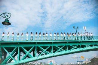 Cầu Mống là nơi chụp hình lý tưởng