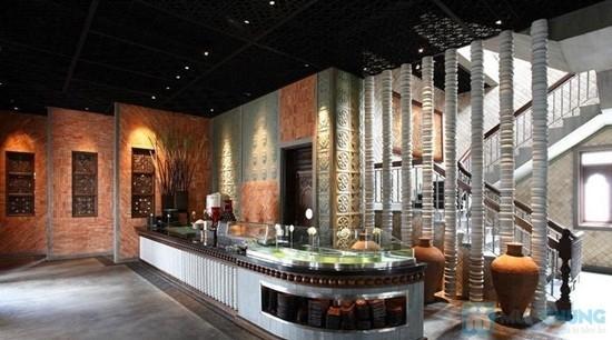 Cham Charm - Nhà hàng Buffet nổi tiếng Sang Trọng