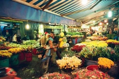 Chợ đêm Hồ Thị Kỷ