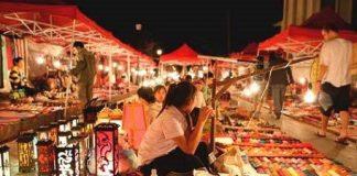 Chợ đêm nổi tiếng