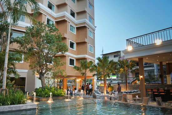 Citrus Parc Pattaya Hotel by Compass Hospitality