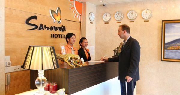 Hướng dẫn cách đặt phòng khách sạn giá rẻ toàn quốc