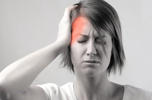 bệnh gây đau đầu thường gặp