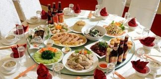dịch vụ nấu tiệc tại nhà