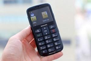 Điện thoại Philips Xenium X2566