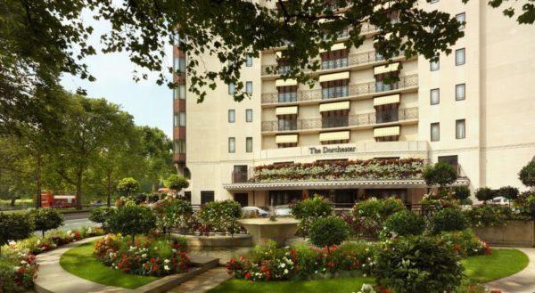 Khách sạn sang trọng nhất ở London Dorchester