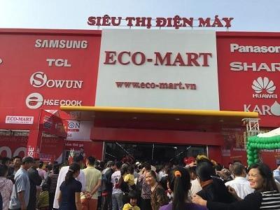 Siêu thị điện máy Eco - Mart