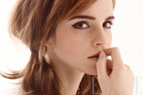 Emma Watson vai Hermione Granger trong loạt phim Harry Potter