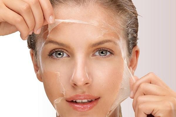 Ngọc trai được sử dụng làm mặt nạ làm đẹp