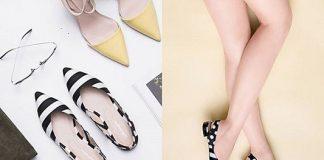 shop giày nữ đẹp ở Hà Nội